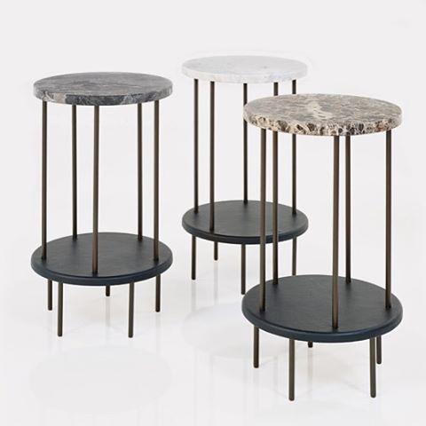 Wittmann Vuelta DD Table /marble/leather/bronze #akiagency #wittmann #vuelta #jaimehayon #wittmannhayonworkshop #vienna #wittmandealer #architects #interiordesigner #hotelinteriors #hotelinteriordesigner #interieurarchitect #luxury #lxry #kölnmesse2017 Info@akiagency.nl0031-651561603