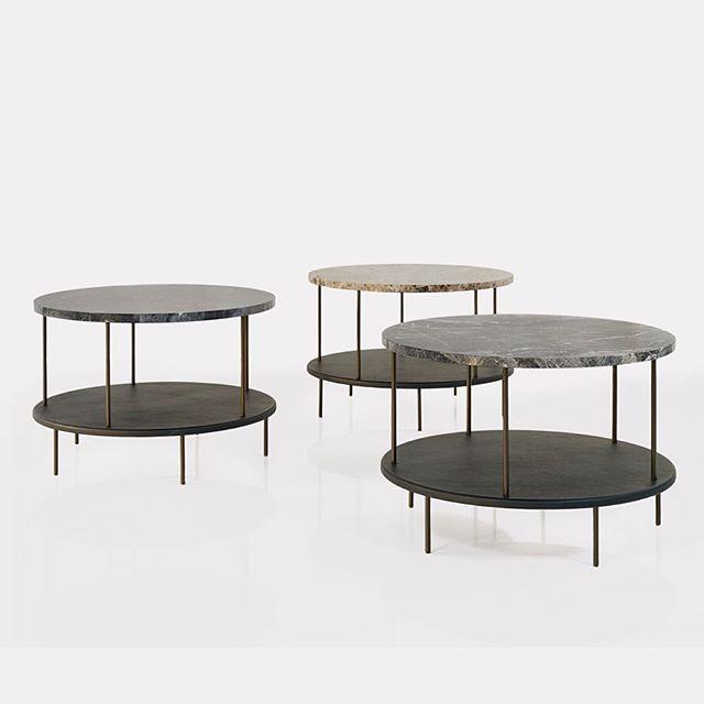 Wittmann 'Vuelta' DD Table by Jaime Hayon #wittmann #jaimehayon #akiagency #marble #leather #bronze #vienna #austria #architect #hotelinteriordesign #hotel #luxury #interieurontwerp #wittmanndealer #workshop #interieurarchitect info@akiagency.nl