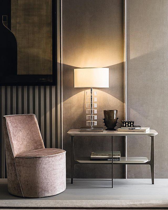 AKI-AGENCY Casamilano 'LEA' Design Paola Navone#casamilano #akiagency #lea #paolanavone #duprétable #casamilanodealer #hotelinteriordesign #interiordesign #luxury #luxuryliving #lxry #fabric #milancentre #italia