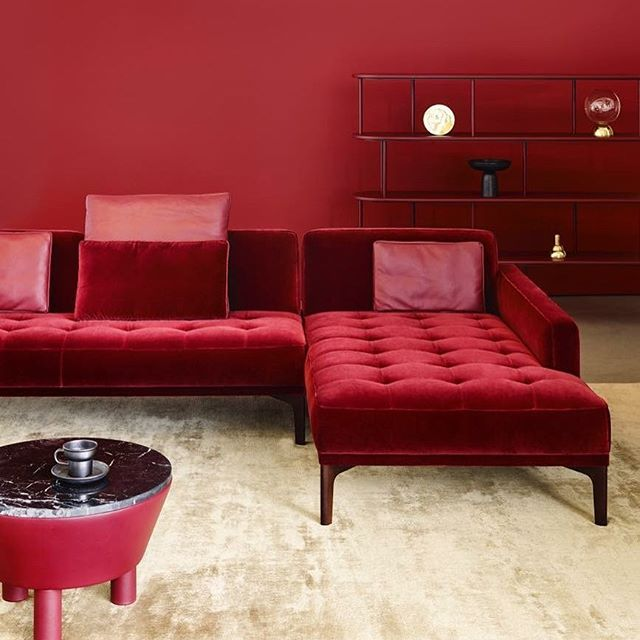AKI AGENCY | Wittmann: Joyce is a paradigm of Wittmann craftsmanship, combining an elegant lightness with a high-value finish. Stylish and distinguished with a deep buttoned seat. #akiagency #wittmann #wittmanndealer #wittmannofficial #etsdorf #interiordesign #interieurarchitect #red #hotelinteriordesign #lxry #luxury #interieur #interieurdesign #wittmannhayonworkshop #jaimehayon info@akiagecny.nl