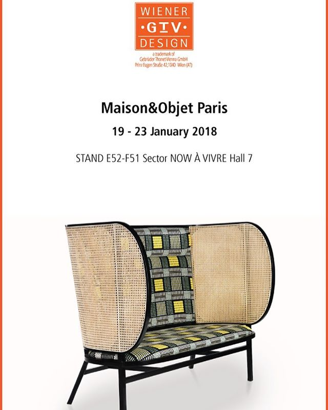 AKI AGENCY| | GTV at Maison&Objet Paris. Do we see you 19-23 January ...