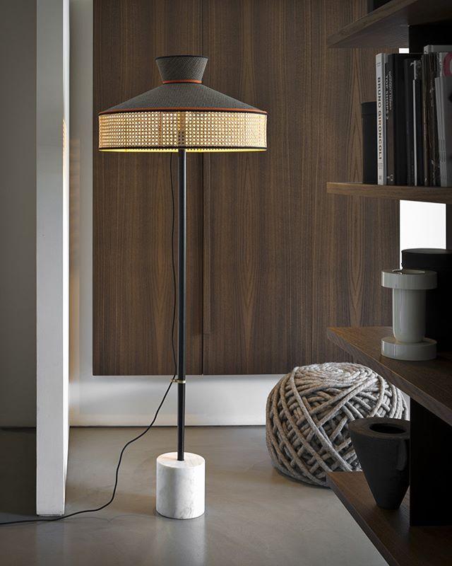 AKI AGENCY | GTV Lamp 'Wagasa' – by Servomuto for Gebrüder Thonet Vienna.#akiagency #gtv #gebruderthonetvienna #lamp #quality #styling #gtvdealer #interiordesign #interior #hotelinteriors #interieurontwerp #interieurarchitect #architect #italy #vienna #original info@akiagency.nl