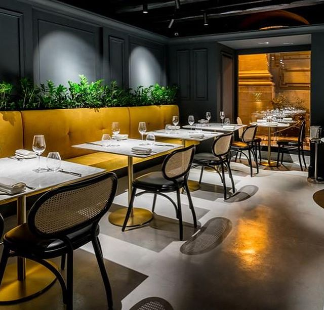 AKI AGENCY   GTV: Malta Project - Casa Ellul Old Theatre Street, Il-Belt Valletta, Malta#akiagency #gtv #gebruederthonetvienna #malta #italy #vienna #hotelinteriordesign #restaurantinteriors #projectinrichting #yelow #black #highend #interiordesign #interieurontwerp #restaurantinterieur #interieur #gtvdealers #architect #interieurarchitect #aki Info@akiagency.nl