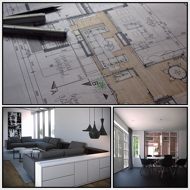 AKI | Interiordesign, what a great job we have, sketching and rendering by AKI. #interiordesign #sketching #rendering #quality #project #interieurarchitect #love #this #job #resedential #projectinrichtering #project #4 #years #ago info@akiagency.nl