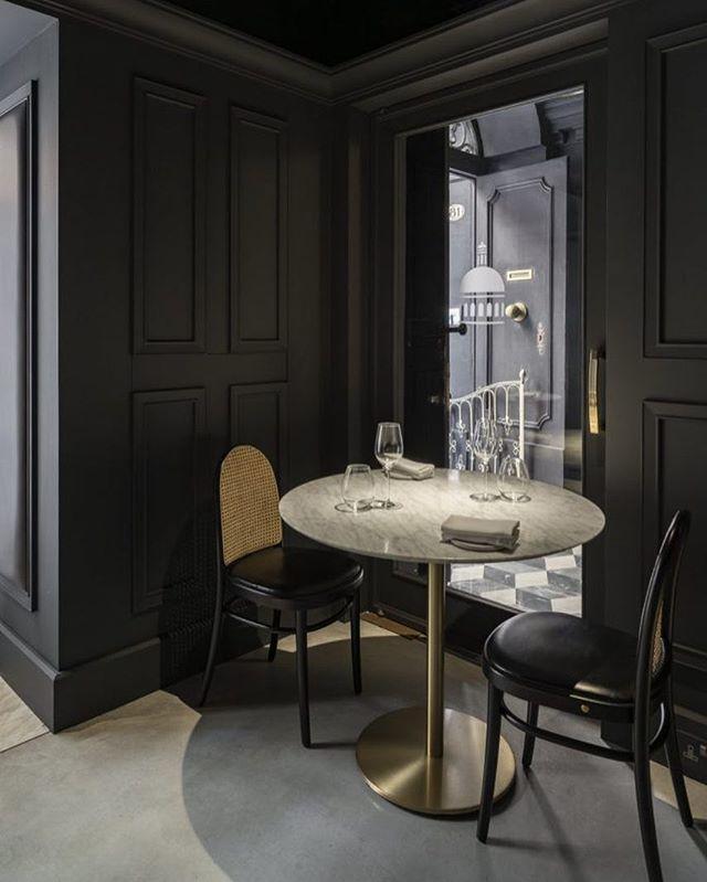 AKI | GTV : 'Morris' dining chair, with high and low back. #dining-chair #morris #gebreuderthonetvienna #gtv #akiagency #restaurantinterieurs #hotelinterieurs #projectinrichtering #gtvdealers #malta #project #restaurantstoel #italy #vienna #hotel #diningtable #sundaymorningpic #inspiration info@akiagency.nl