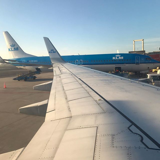 AKI | Wittmann: ready for a Wittmann Workshop in Vienna. #wittmann  #workshop #vienna #klm #interiordesign #interiordesigners #interieurinspiratie #flight #zinin #aki #akiagency info@akiagency.nl