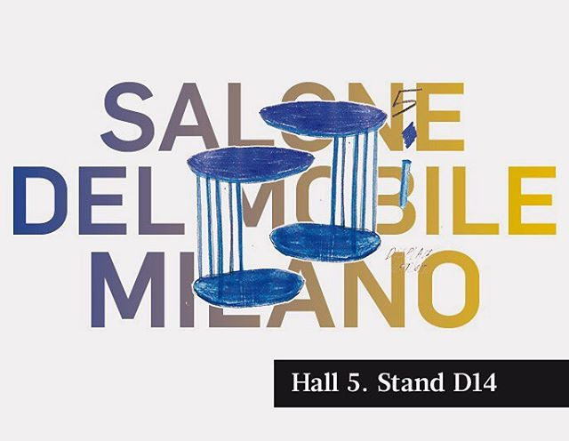 The Salone del Mobile is to the world of furniture what spring is to nature. Providing a fertile breeding ground for new ideas, it never fails to bring a breath of fresh air. See you in Milan 9-14 April Hall 5 Stand D.14#salonedelmobile2019 #wittmann #milan #vienna #spring #furniture #rhofiera #italy #akiagency #newcollection #sebastianherkner #jaimehayon #merwyn #vuelta #lovemilaninfo@akiagency.nl+31651561603