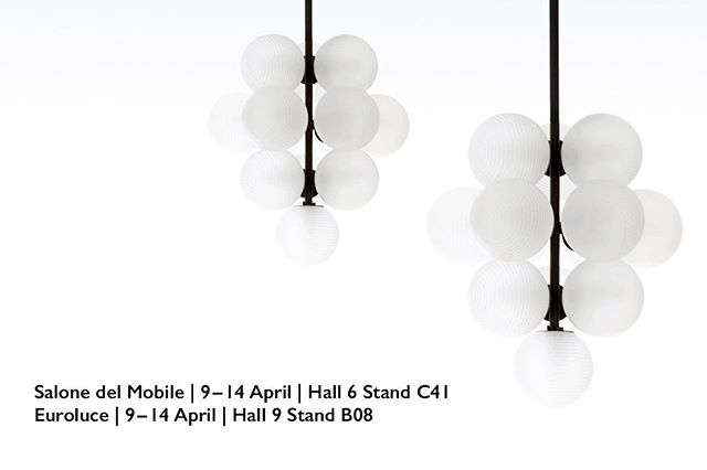 Pulpo at Salone del Mobile & EuroluceIt's time for Spring 9.-14. April | Hall 6 Stand C41Euroluce 9.-14. April | Hall 9 Stand B08Looking forward to see you again :)#pulpoproducts #salondelmobile2019 #euroluce2019 #akiagency #aki #spring #collection #lighting #design #milan #april #light info@akiagency.nl+31-651561603