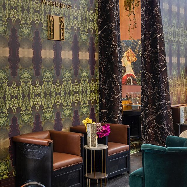 The Lobby designed by Roelfien Vos Interior Design, Wittmann and Pulpo at Independent Hotel Show Amsterdam, 'The Lobby':#roelfienvosinteriordesign #wittmann #independenthotelshowamsterdam #akiagency #pulpoproducts #hotelinterior #hotel #lobby #josephhoffmann #jaimehayon #sebastianherkner #interieur #wittmannlovers #aki #amsterdam #rai #vienna info@akiagency.nl