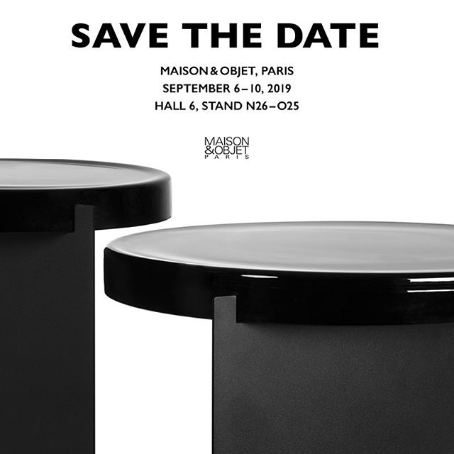 PULPO & AKI AT MAISON & OBJET PARIS September 6-10. 2019 HALL 6 Stand N26-O25#pulpo #akiagency #paris #maisonetobjet #architects #decoration #interiordesign #seeyouthere #aki #sebastianherkner info@akiagency.nl