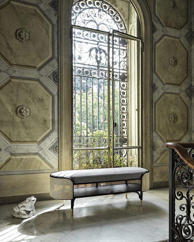 AKI | GTV : MosStools & Benches#gebruderthonetvienna #akiagency #interiordesign #vienna #italy #gtvdealer #interieurarchitect info@akiagency.nl