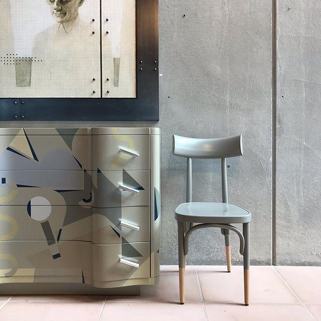 VOS Interieur | Gebrueder Thonet Vienna : dining chair Czech seen at @vos_interieur, wow!! #vosinterieur #czech #gebruderthonetvienna #akiagency #groningen #interieurdesign #italy #inspiration #greytone #wow #hotelinterior #restaurantinterior #diningchair #vienna info@akiagency.nl